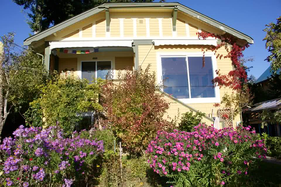 Powell River has a host of unique & diverse AirBnB accommodations