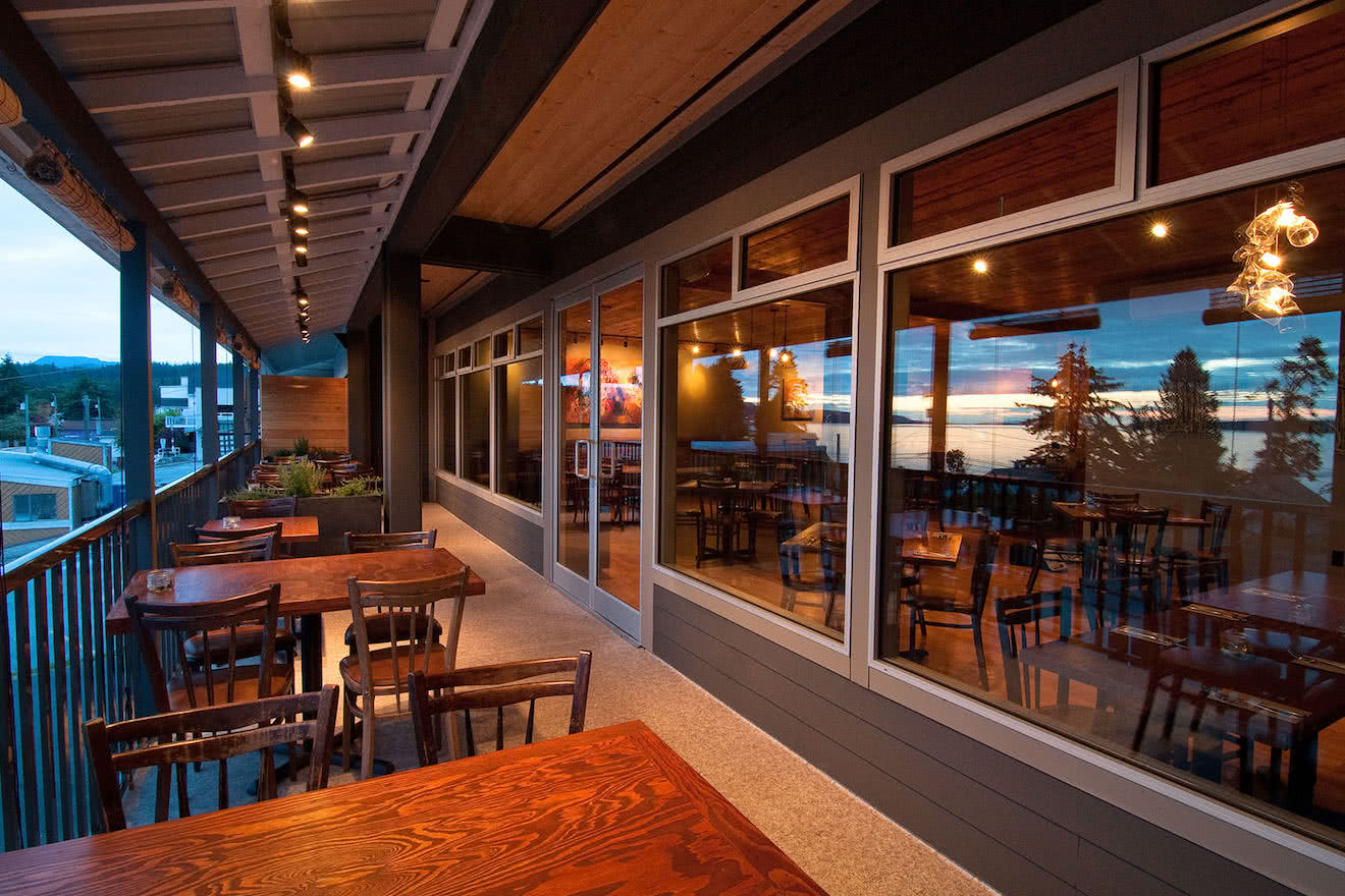 A diverse restaurant scene is one of many growing local attractions in Powell River