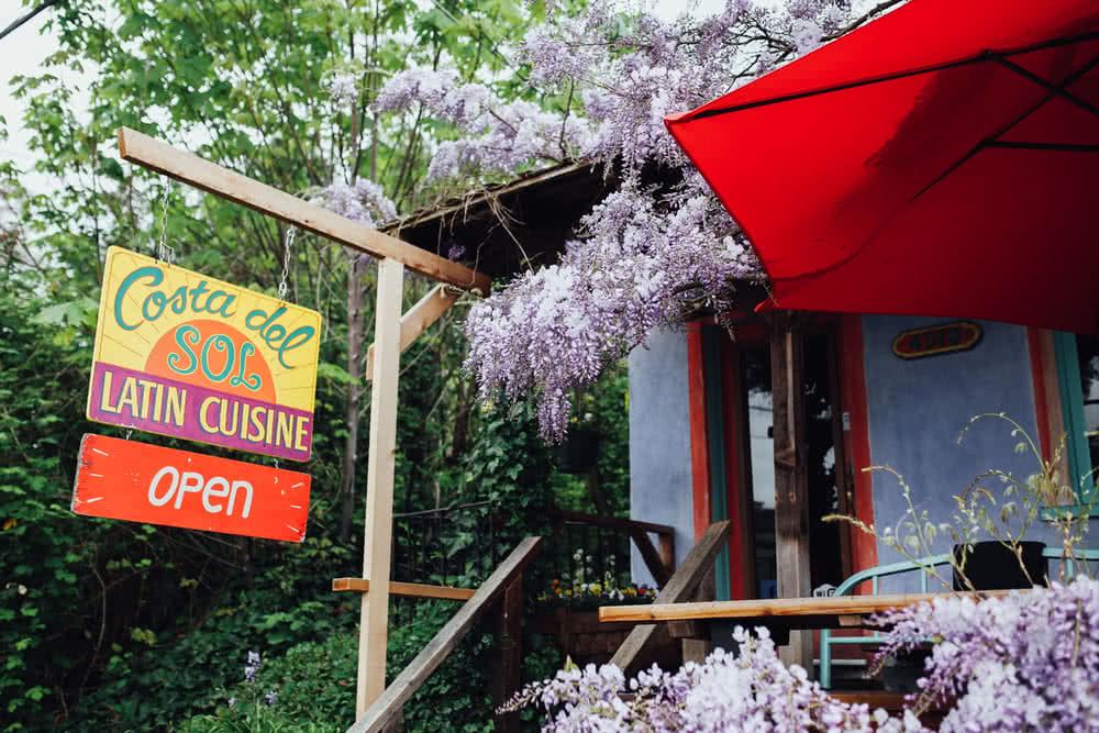 World food restaurants, such as Costa Del Sol, help create great diversity among Powell River restaurants