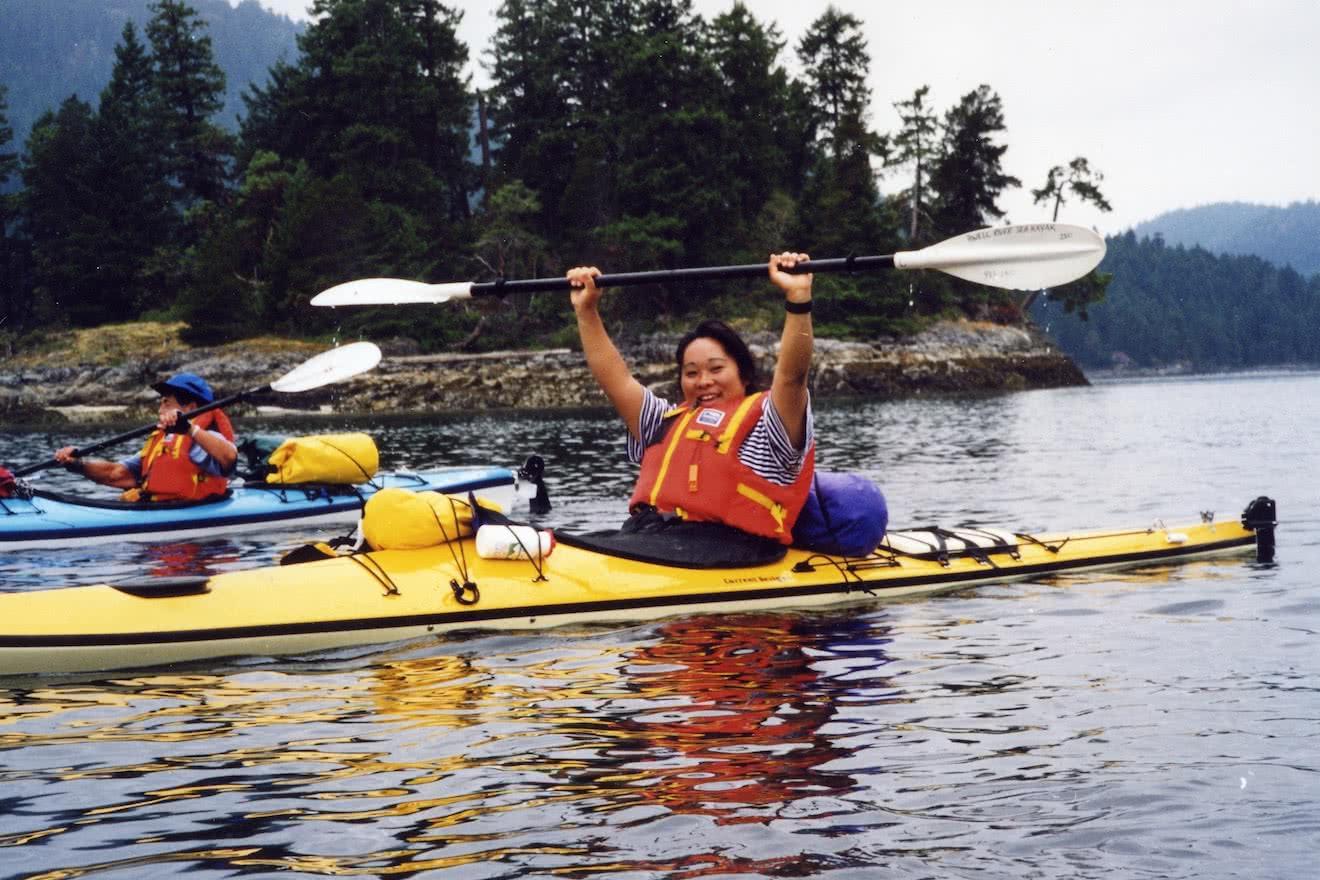 Company History   Sea Kayaking in BC   Powell River Sea Kayak